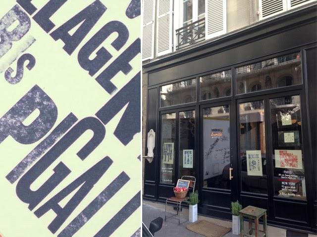 Buvette - Rue Monnier - Paris