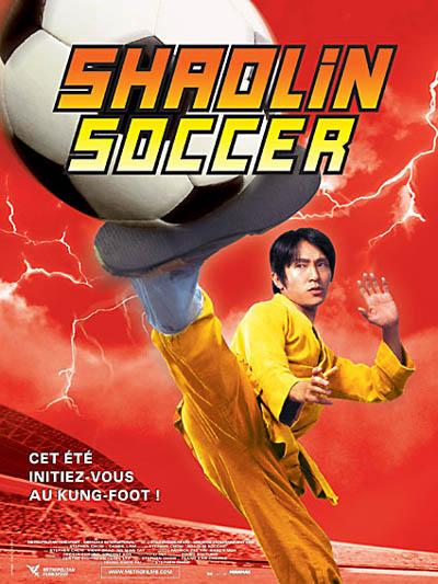 Đội Bóng Thiếu Lâm - Shaolin Soccer (2001) Poster