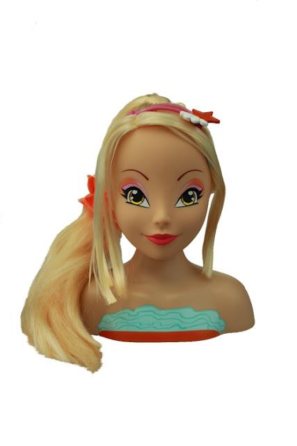 Naujos lėlės/žaislai/mokyklinės prakės Rugsėjis/Lapkritis Stella-MagicalStylingHead