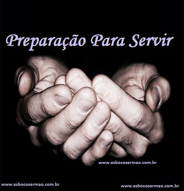 Preparação Para Servir