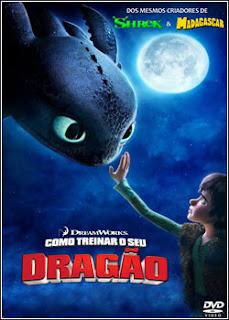 Baixar Filme Como Treinar Seu Dragão DVDRip AVI Dual Áudio