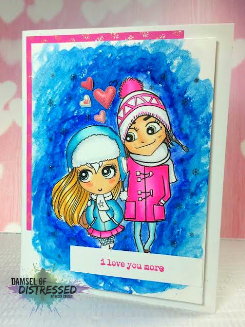 stamped_valentines_day_card_for_sister