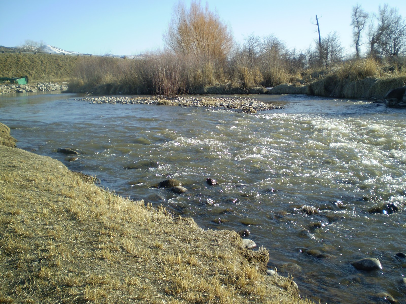 Fly fishing the west with howard a saturday fly fishing for Weber river fishing
