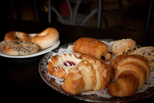 Fresh Pastries and Bagels, Village Bakery, Montour Falls, New York