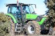 Deutz-Fahr Agrotron K610 & miniplough