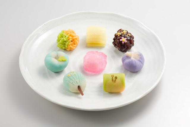 Oishii Japan 2015 - Jyounamagasi Japanese Sweets