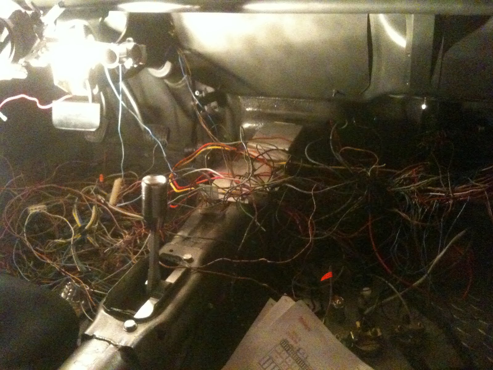 Lighter Faster Better Porsche 928 Hybrid March 2012 Power Window Switch Wiring Using The Time Traveling Of Evan Williams 20lbs Old Crunchy Stock Was Dispensed With Quickly