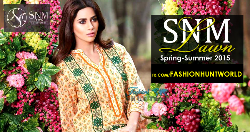 SNM Lawn Spring - Summer 2015 Magazine