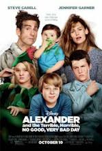 Alexander y un Día Terrible, Horrible, Malo... ¡Muy Malo!