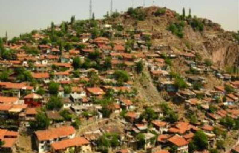 Ankara Çinçin Bağları Mahallesi