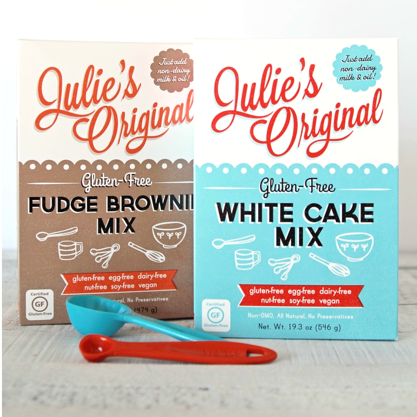 Julie's Original Mixes
