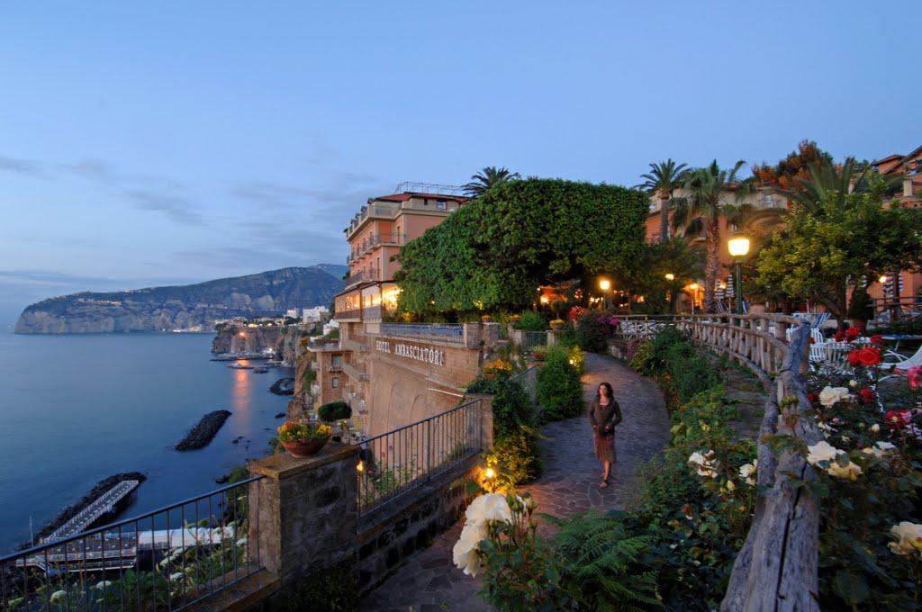 Grand Hotel Capodimonte Sorrento Na Italy