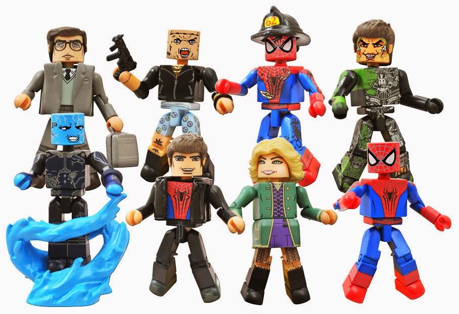 Marvel Minimates Series 30 Electro