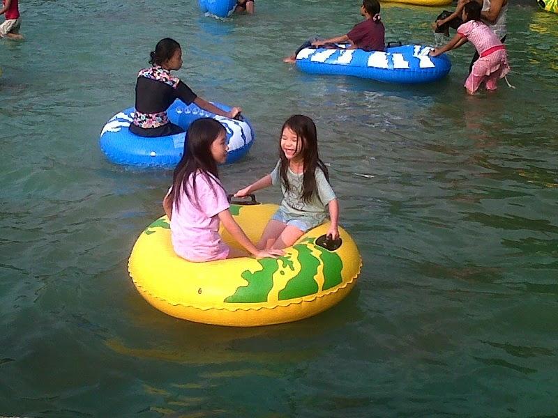 Pesona Curug Bidadari Di Sentul Paradise Park Bogor