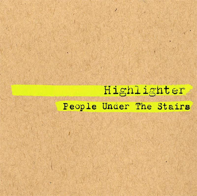People Under The Stairs – Highlighter (CD) (2011) (FLAC + 320 kbps)