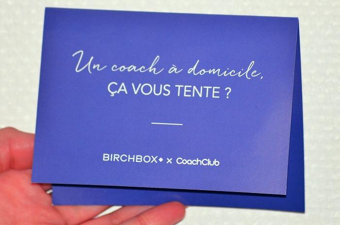 birchbox 2016 nouveau départ