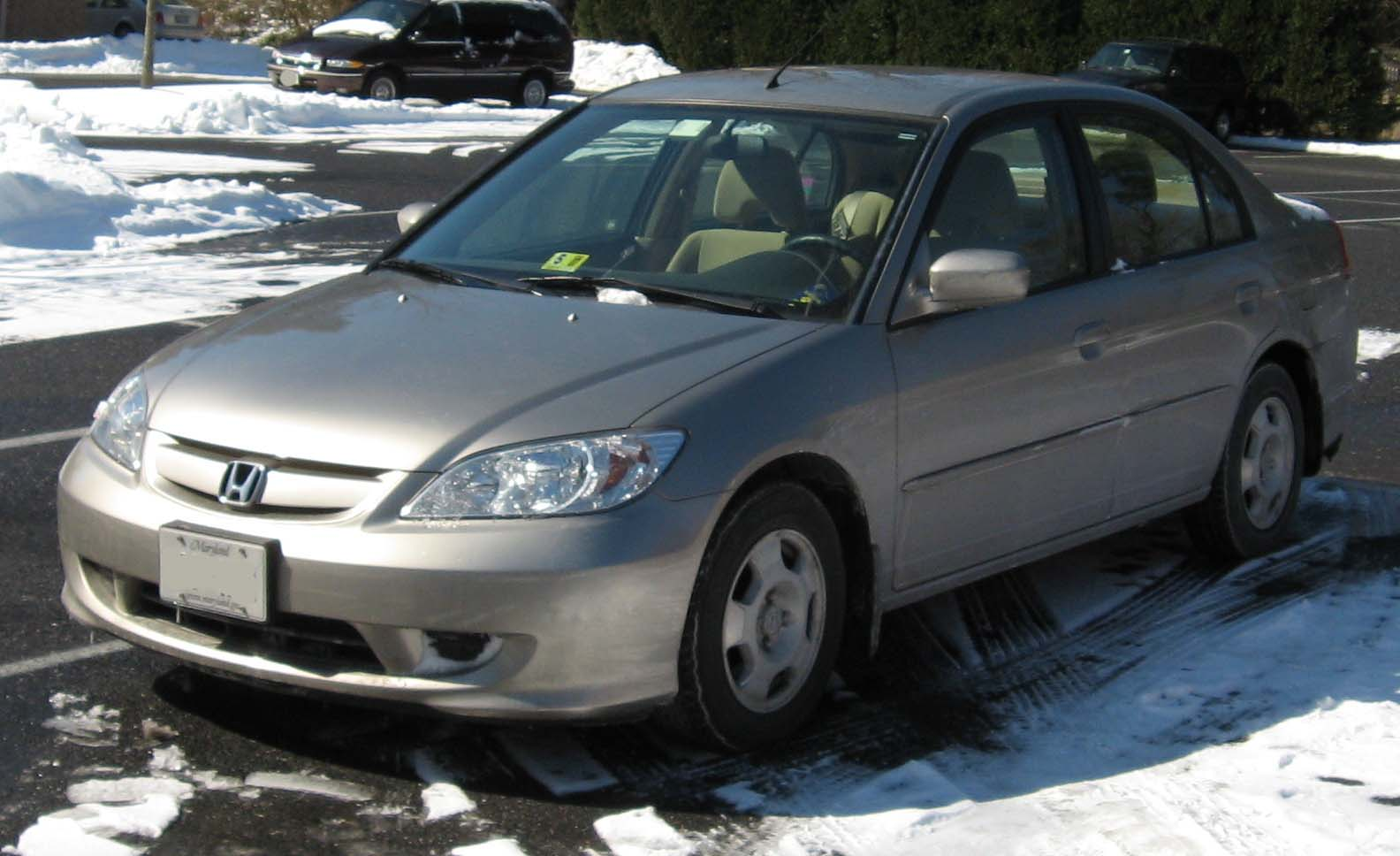 Honda Civic 2004 Best Cars For You