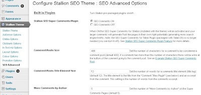 WordPress SEO Theme Review
