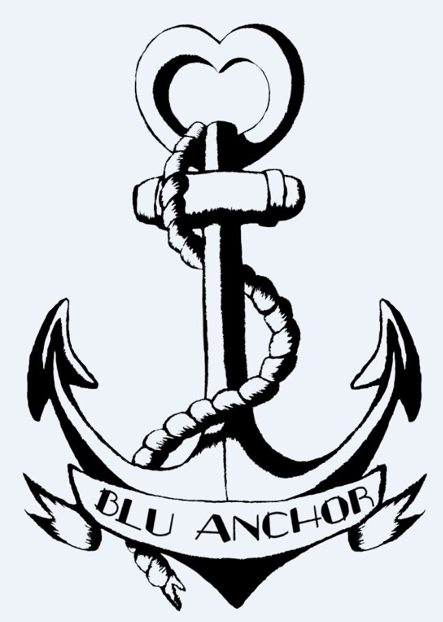 Anchor Heart Drawing Here is The Design That i Went