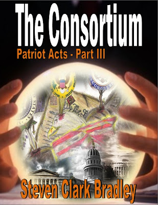 The Consortium Book Cover - A Powerful Metaphor and Depiction of a Powerful Story