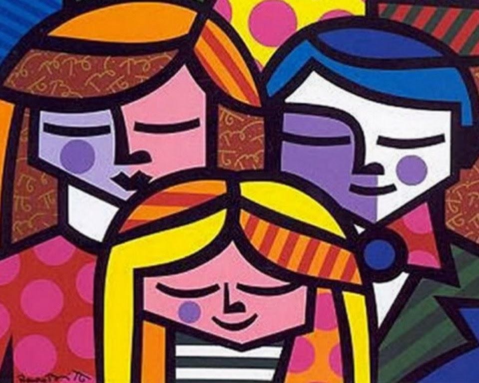 Pinturas coloridas imagui - Pinturas acrilicas modernas ...