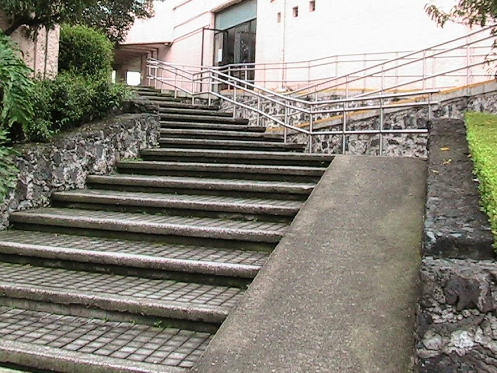 Salud en el trabajo contenido for Escaleras nom 001