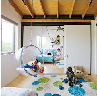 inspiration archive swings children 39 s bedroom