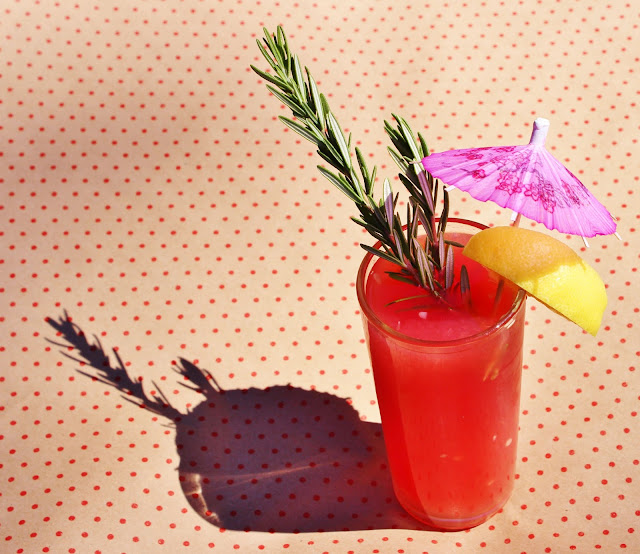 ... rosemary lemonade recipe on food52 boozy watermelon lemonade coolers