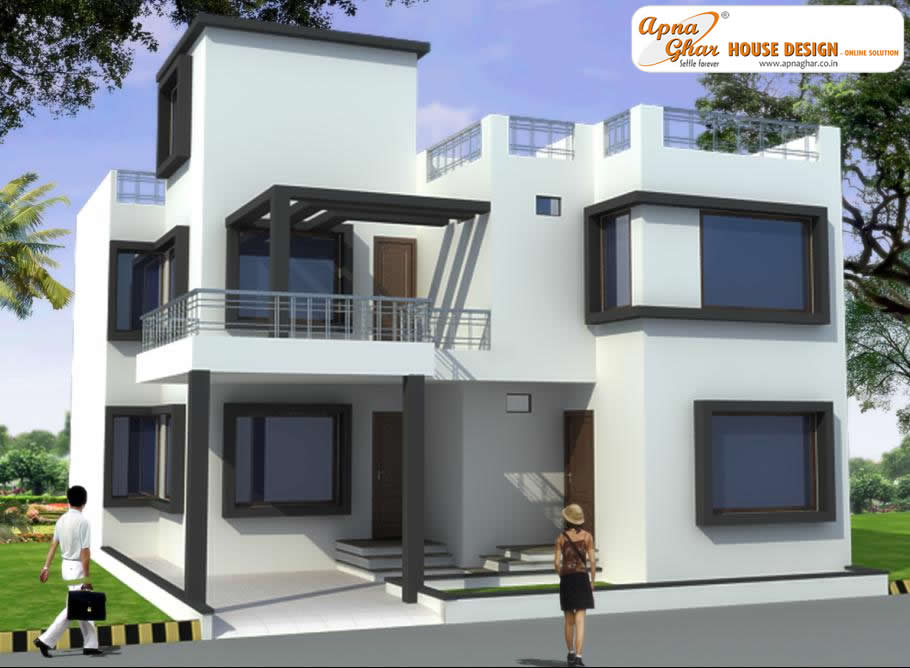 Front Elevation Of A House Definition : Modern elevations residential buildings joy studio