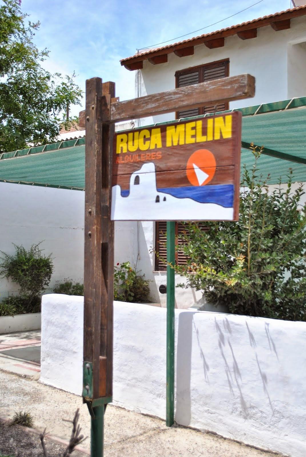 """Ruca Melin I """"A 150 metros del mar"""""""