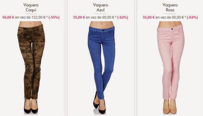 pantalones mujer 35 euros