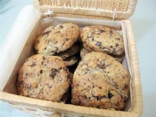 Cookies al Cioccolato Misya