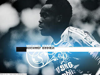 Michael Essien Chelsea Wallpaper 2011 4