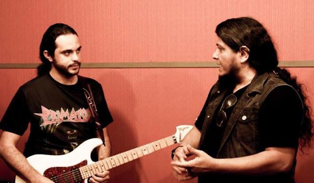 A música, que é de autoria do vocalista do Dark Avenger, vai ganhar videoclipe (Foto:Nina Cortinove / Divulgação)