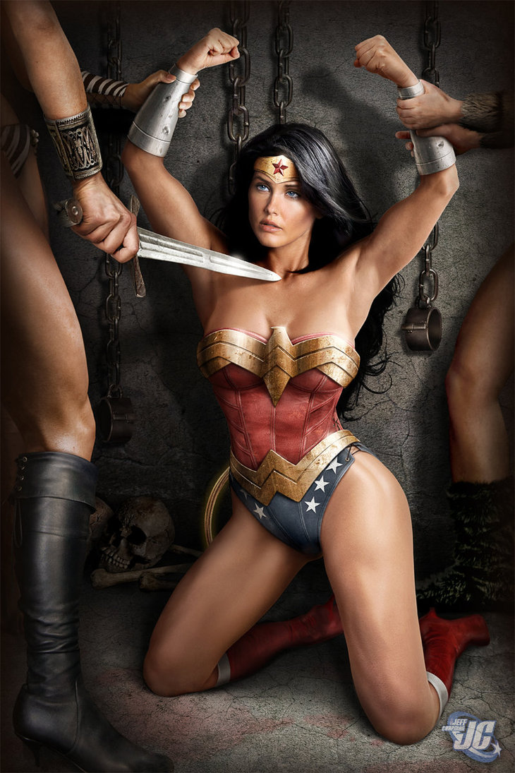 Wonder Woman Sexy Photos Collection 7