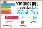 Blog seleccionado para IV PREMIOS WEB LA VERDAD