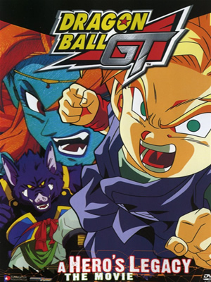 Ver Pelicula Dragon Ball GT: 100 Años después Online