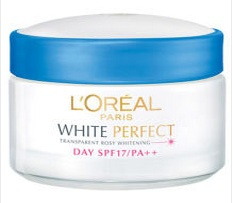 L'oreal Paris Skin Expert white Perfect Day/Night Cream 50Ml