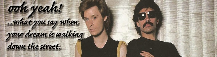 ooh yeah! - Daryl Hall & John Oates Fan Blog