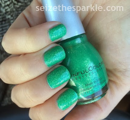 SinfulColors Emerald Envy