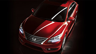 The all New 2013 Nissan Sentra at Guelph Nissan