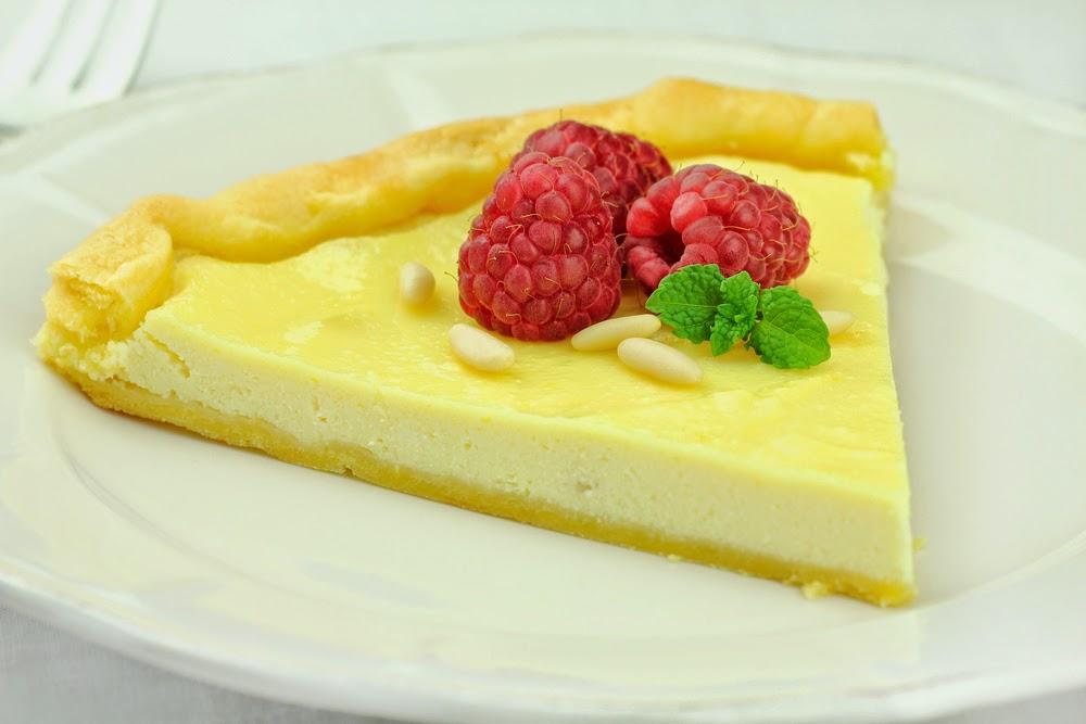 Flavours of Italy: Ricotta Tart Recipe