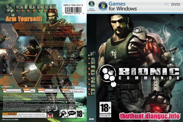 Download Game Bionic Commando Full crack 1 Link Fshare