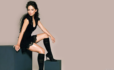 Kristin Kreuk Full HD Wallpaper