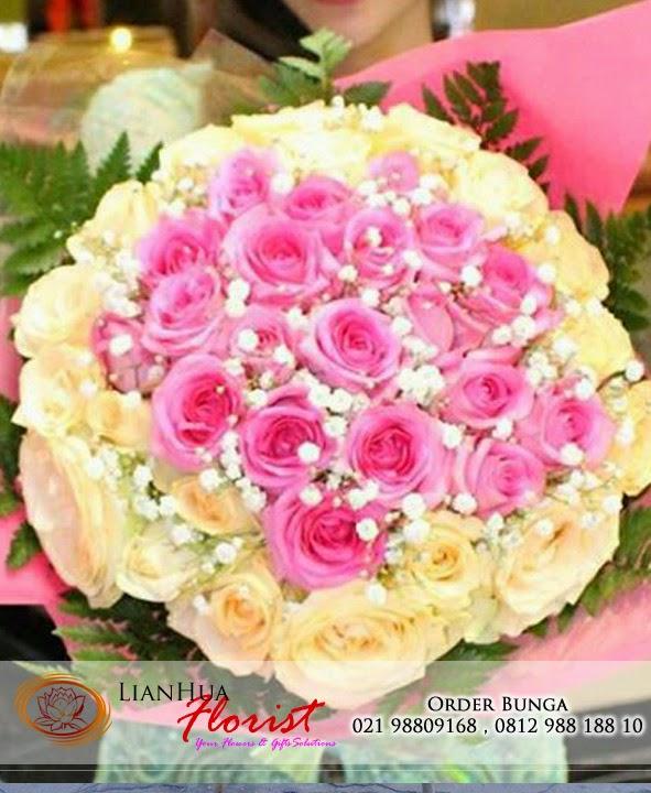 buket bunga mawar, hanbuket bunga, handbouquet, bunga untuk istri, bunga ulang tahun tahun pernikahan, toko bunga jakarta, karangan bunga ulang tahun