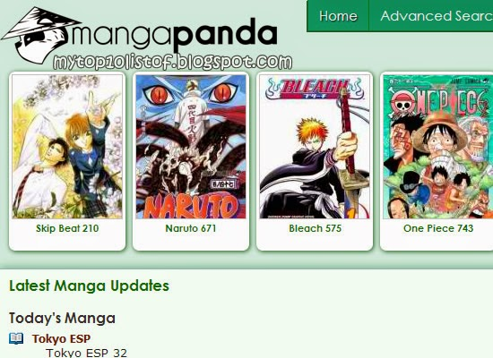 mangapanda.com