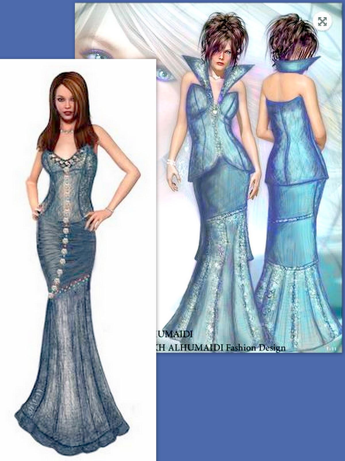 Fashion Designer Fashion Design Portfolio