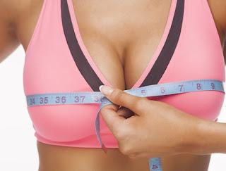 como aumentar el tamaño de los pechos