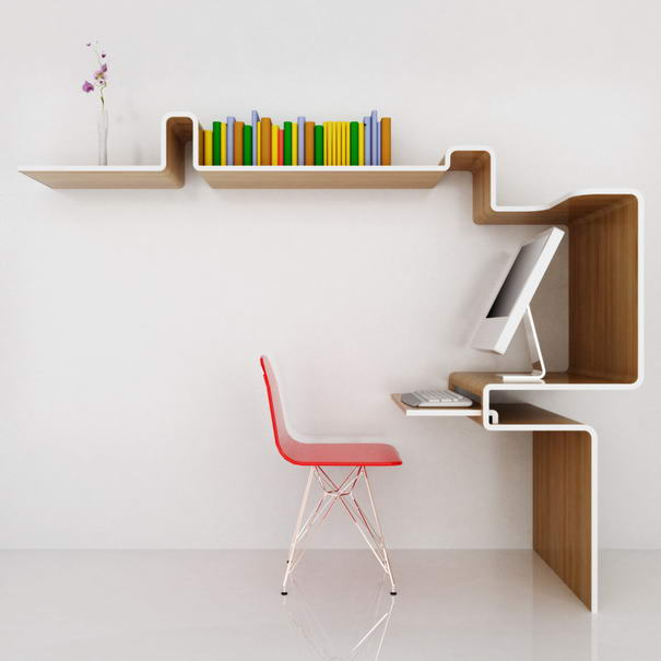 Innovative and creative Desk Designs
