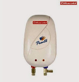 Amazon: Buy Racold Pronto 3 Ltr Instant Geyser Rs.2899
